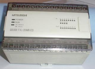 plc mitsubishi FX-20MRES