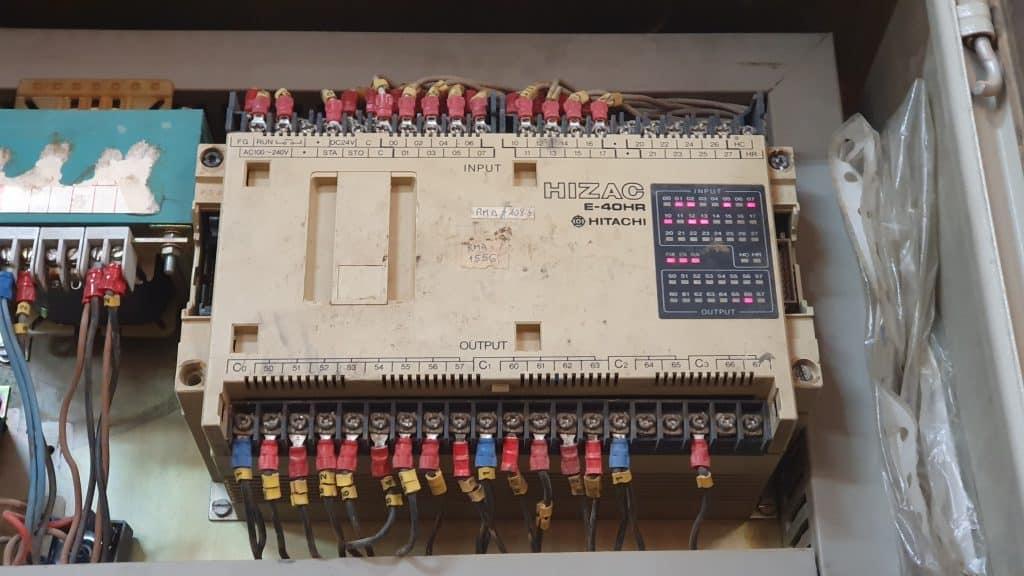 PLC Hitachi Hizac E-40HR Programmable Controller